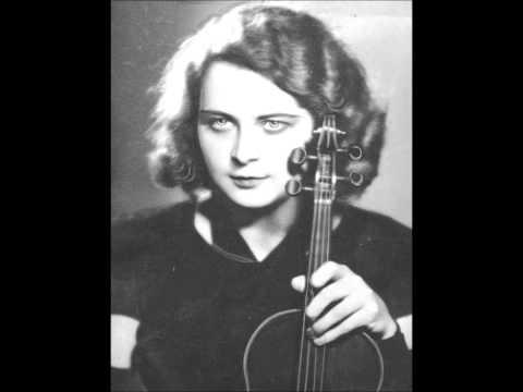 Bacewicz Violin Concerto No.1 - II. Andante (molto espressivo)