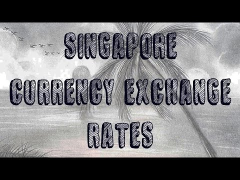 Singapore Dollar (SGD) Currency And Bitcoin Exchange Rates