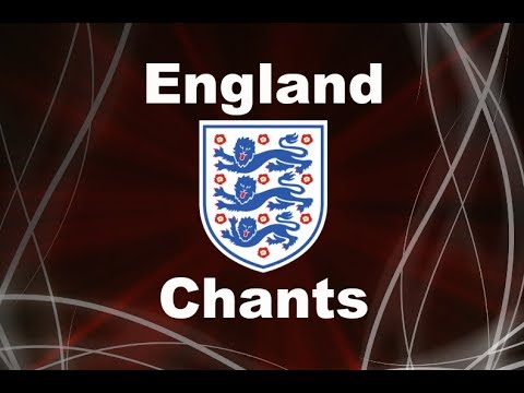 England's Best Football Chants Video | HD W/ Lyrics