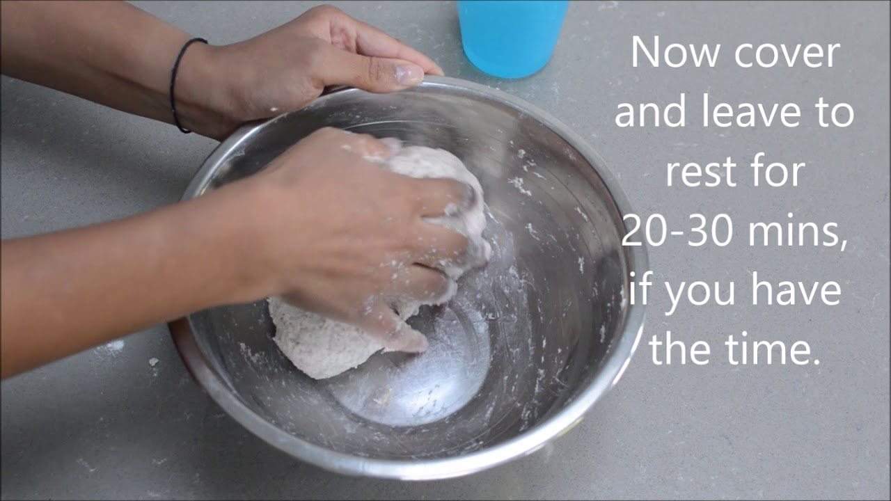 How to make Roti/Chapati - detail video with written instructions.