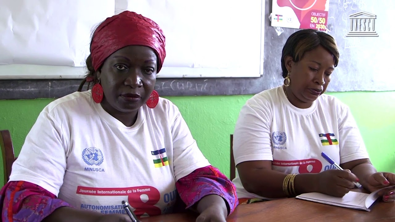 Vulnerability of Girls and Women to Violence - YouTube