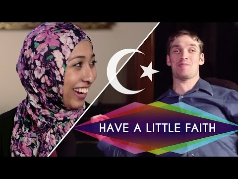 Successful Day at a Mosque | Have a Little Faith with Zach Anner