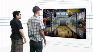 Kinect Adventures! for the Xbox 360 Gameplay Video
