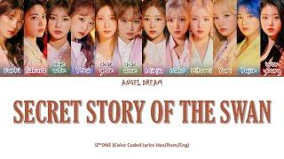"""IZ*ONE (아이즈원) """"SECRET STORY OF…"""