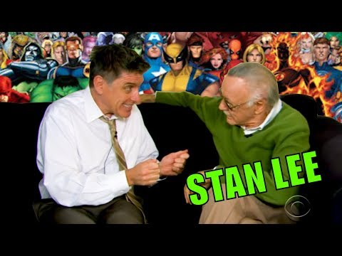 Stan Lee W/ Craig Ferguson