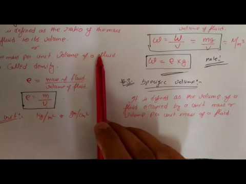 Fluid statics, properties of fluid ,part=1,unit=1,FM