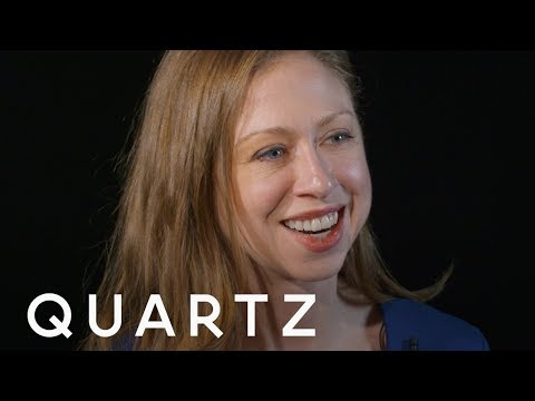 Chelsea Clinton: Empower women and girls to be brave