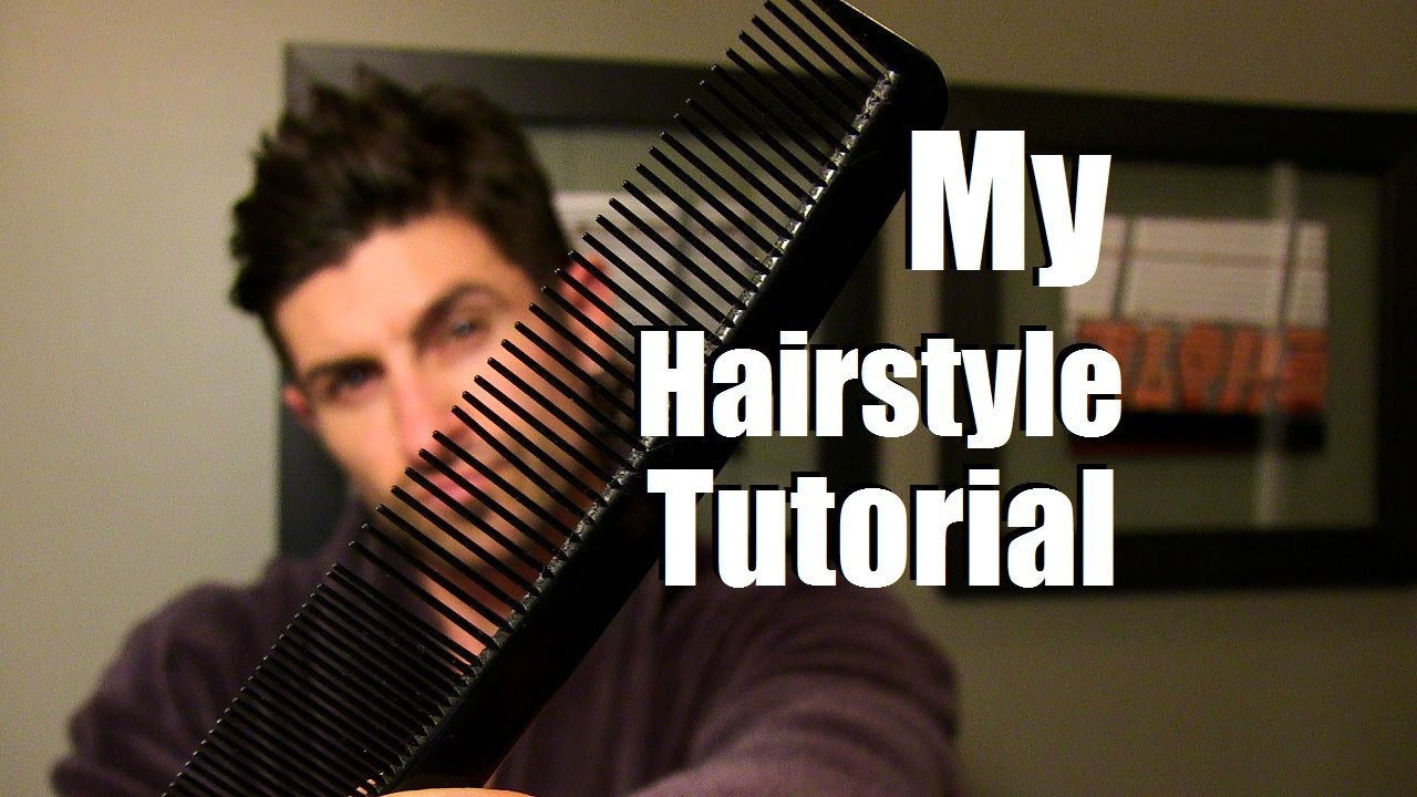 Alpha M Hairstyle Tutorial Aaron Marinos Hairstyle Mens Medium Length Hairstyle