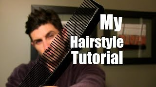 Alpha M Hairstyle Tutorial | Aaron Marino