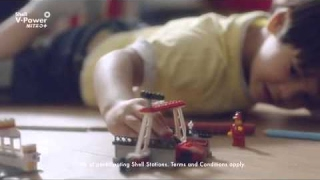 The new Shell V-Power LEGO Collection is in the Philippines