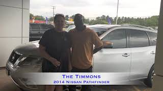 Customer Review | 2014 Nissan Pathfinder
