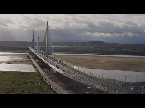 Mersey Gateway Bridge Opening | October 2017