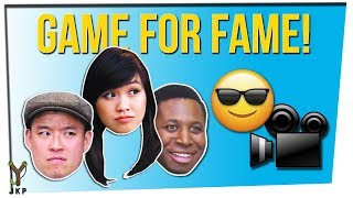 game for fame we go quot hollywood quot in this game