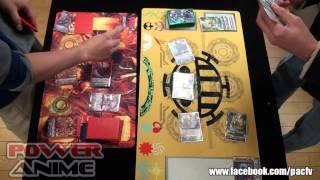 Card Fight! Vanguard Tournament Battle 12 5 2013 - Winners Finals - Kagero VS. Neo Nectars