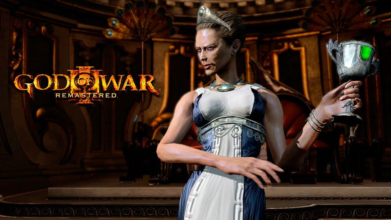 God Of War 3 Hera god ...