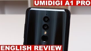 UmiDigi A1 Pro Review: Died within a week! (English)