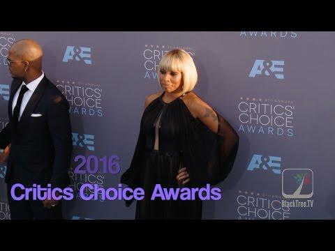 Critics Choice Awards 2016 Red Carpet