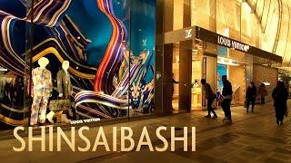 大阪の街を歩く(94) 心斎橋~道頓堀~難波~千日前 Walking Osaka 94 - Shinsaibashi - Dotonbori - Namba