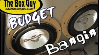 Getting Louder w/ LESS Power - DaveTheBoxGuy