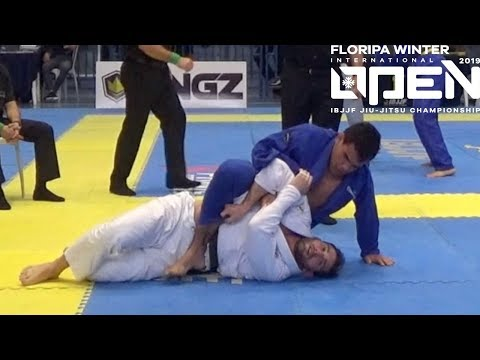 Fernando Reis vs Simonelli Emiliano / Floripa Winter Open 2019