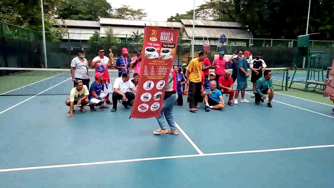 Posting Foto All Base Tournament Tennis 2020.. - YouTube