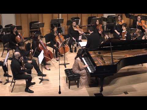 Annaliese Wee, piano - 2018 Kaufman Music Center Concerto Competition Winners' Concert