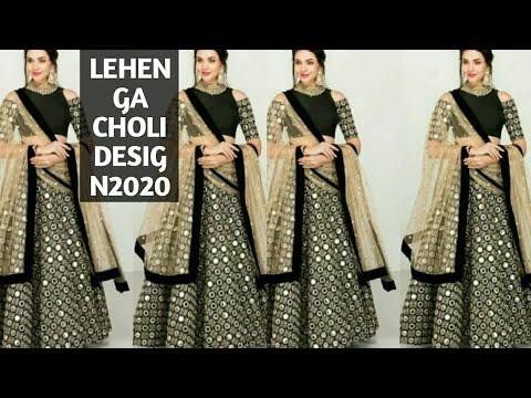 Top100 New lehenga choli collection2020 New design