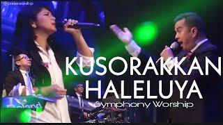 Gambar cover Kusorakkan Haleluya  ( Symphony Worship ) GBI Baranangsiang - Edo Hutabarat.