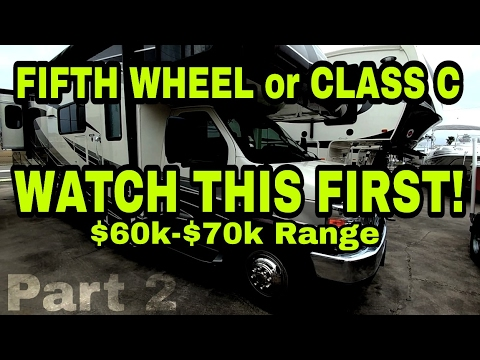 Class C RV vs 5th Wheel - Which is Better and Why? – RVBlogger