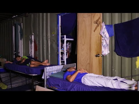 Smuggled footage shows horrific conditions in Manus detention centre