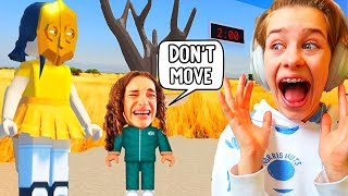 WILL WE SURVIVE SQUID GAME in Roblox Gaming w/ The Norris Nuts