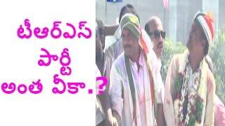 టీఆర్ఎస్ ని కడిగేసిన కోమిటిరెడ్డి తమ్ముడు | Komitireddy Brother Satires on TRS | Jordar News | HMTV