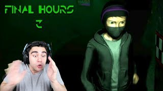 FREDBEAR IS TOO FAST TO OUTRUN IN THIS GAME!!! - FNaF Final Hours 3 (Demo)
