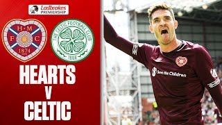 Hearts 1 - 0 Celtic | Stunning Lafferty Volley Seals Win Over Champions | Ladbrokes Premiership thumbnail