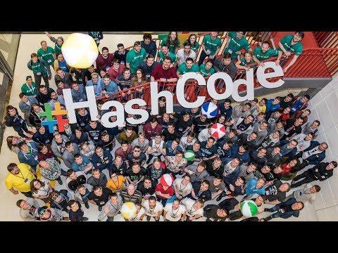 Hash Code 2018 Final Round in Dublin, Ireland - Highlight Reel