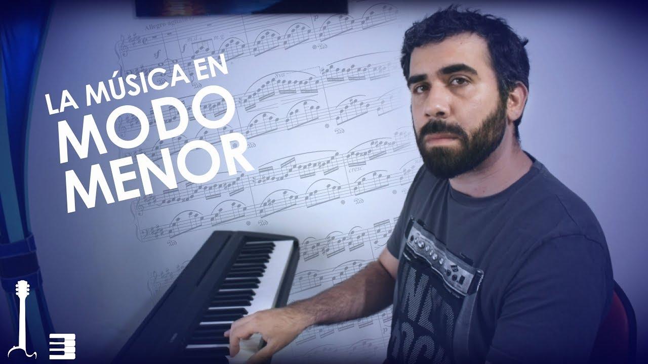 La música en modo menor | Armonía y Composición