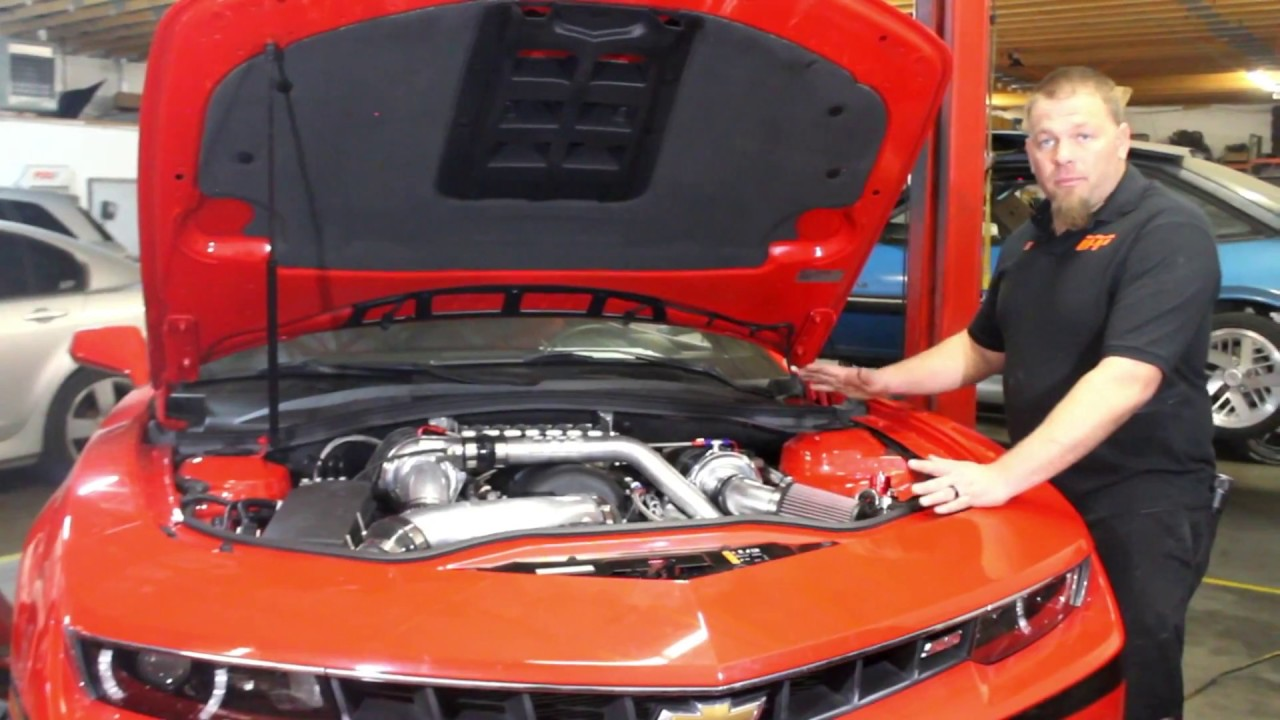 upp 10 15 camaro fuel system install instructions [ 1280 x 720 Pixel ]