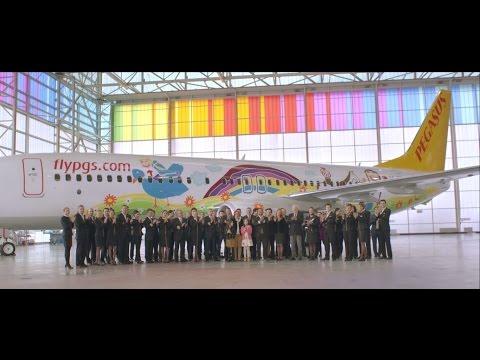 Pegasus Airlines – Pegasus'tan Dünyanın En Güzel Hediyesi – Büyük Sürpriz