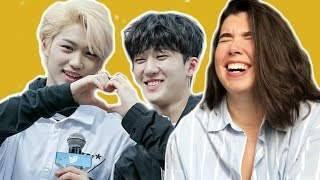 stray kids on crack #2 - changlix flirting Reaction [STRAY KIDS REACTIO WEEK d4]
