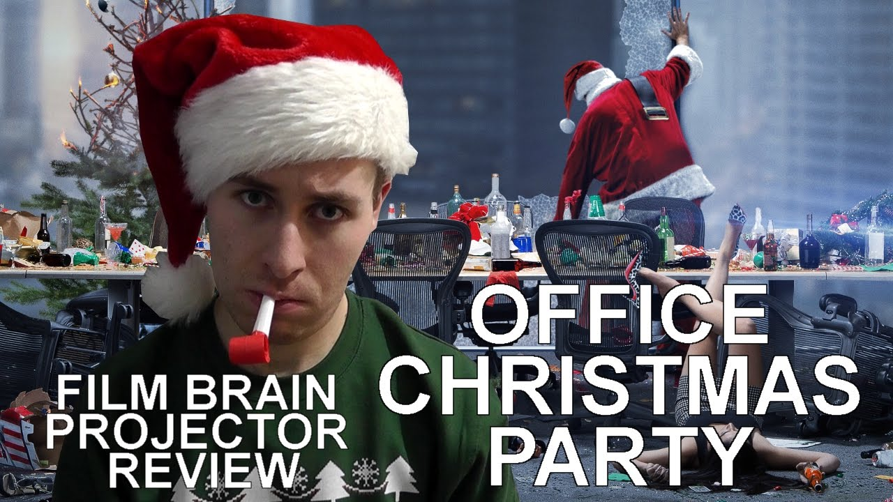 Projector: Office Christmas Party (REVIEW) - YouTube