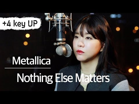 (+4 Key Up) Nothing Else Matters - Metallica Cover | Bubble Dia