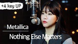 Top Hits -  4 Key Up Nothing Else Matters Metallica