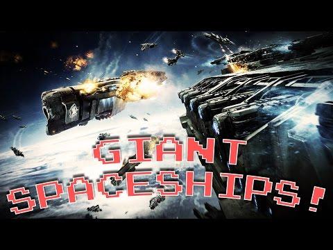 GIANT SPACESHIP MURDER SIMULATOR