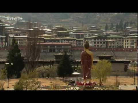 Bhutan  - Die Ideologie vom wahren Glueck