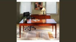 Mayline Sorrento Table Writing Desk