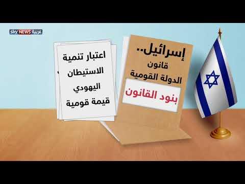 الكنيست الإسرائيلي يقر قانون -الدولة القومية- المثير للجدل  - نشر قبل 2 ساعة