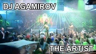 RuParty - Ночной клуб The Artist - DJ Agamirov