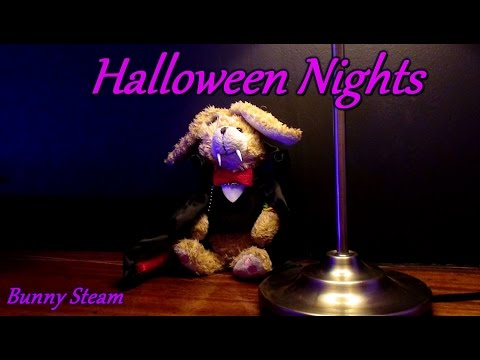 Halloween Nights at the ELR 2016