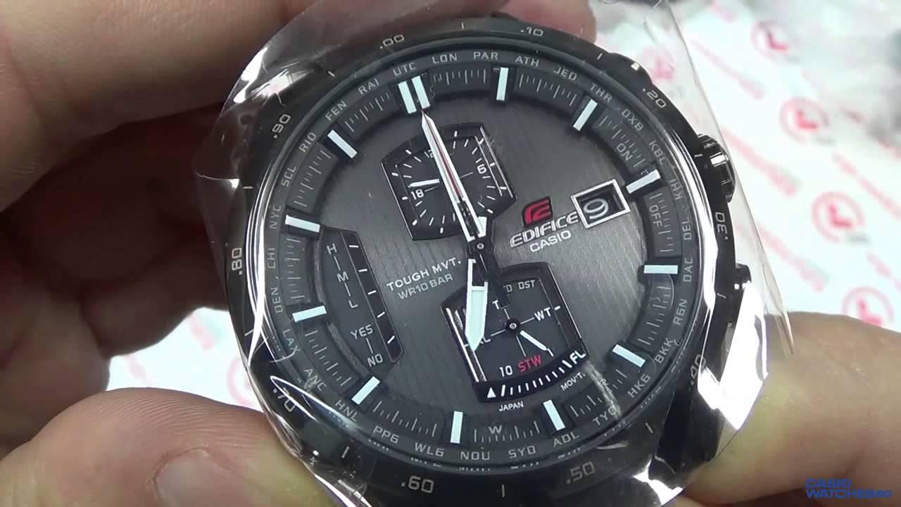 casio ceptor watch manual