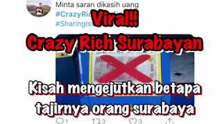 Viral !! Gaya hidup crazy rich surabayan